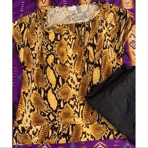 GUC NY&C BLOUSE XL 14-16 MAKE AN OFFER
